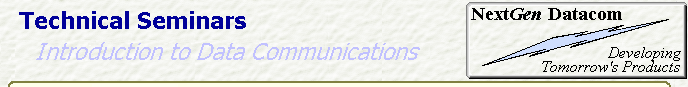 Title - Introduction to Data Communications